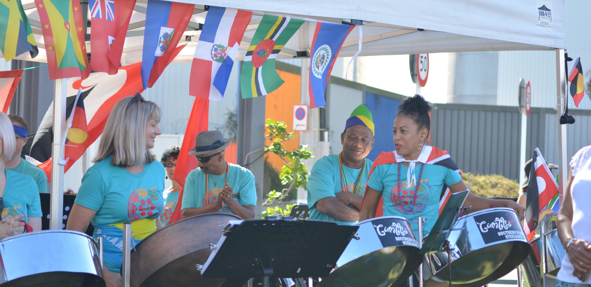 Caribbeanz Southern Stars steelband