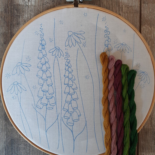 Set 5 - Embroidery Threads