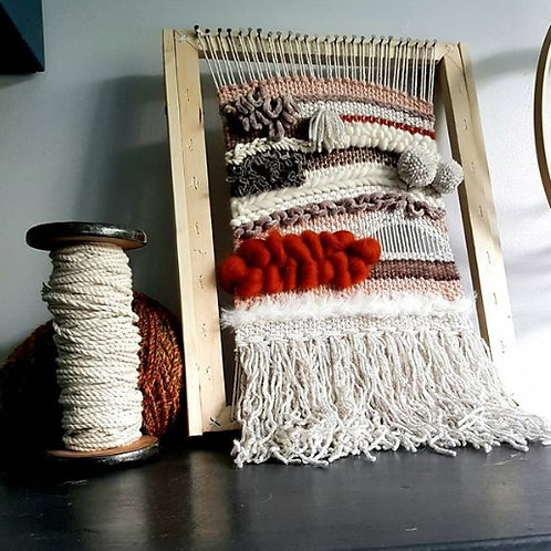 Julie Hicks Weaving Workshop