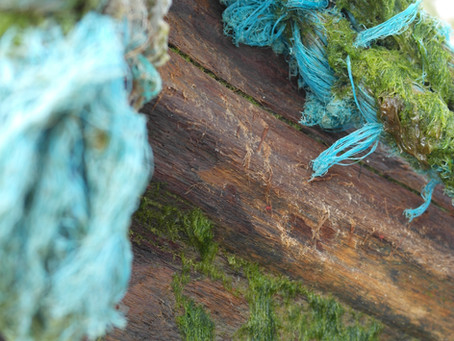 Rust, Rope and Groynes