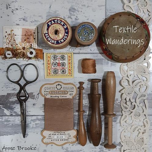 Book- 'Textile Wanderings'
