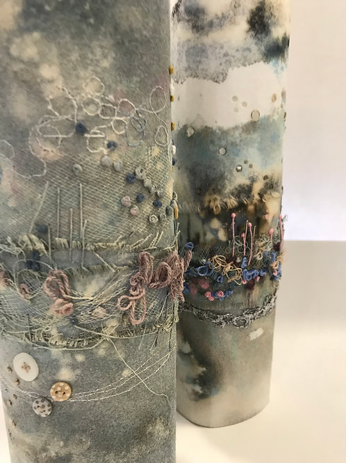 Emily Notman - 2 day Landscape and textures - Vases and Vessels