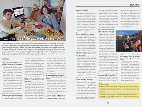 Entrevista en Mendialdea Press