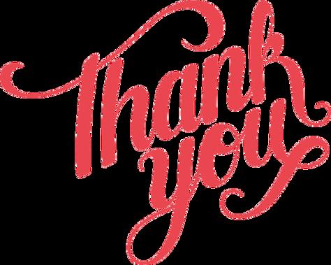 A Token of Our Gratitude
