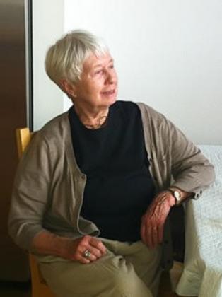 Family Establishes Middle East Studies Endowment to Honor Debbie Baltzly Aliber '48