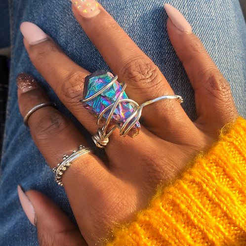 Unicorn Ring (Silver)