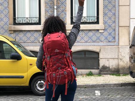 Pozzie in Portugal!