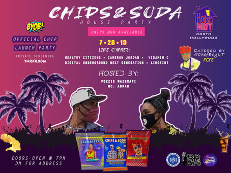 Chips & Soda Tour (Los Angeles,CA)