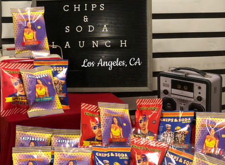 Chips & Soda Tour (Los Angeles)