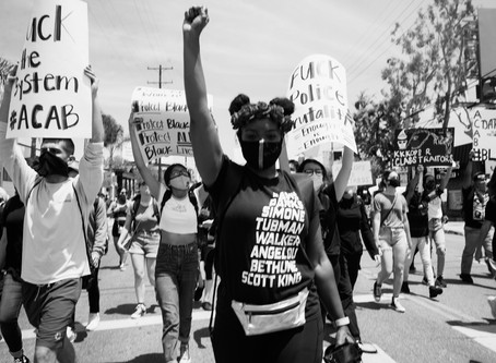 Black Lives Matter LA Protest