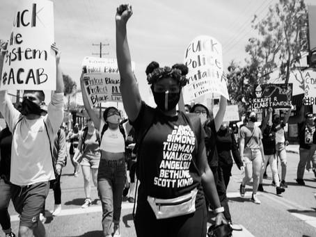 Black Lives Matter LA Protest