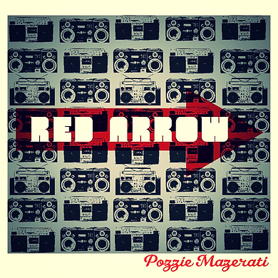 Red Arrow Pozzie Mazerati