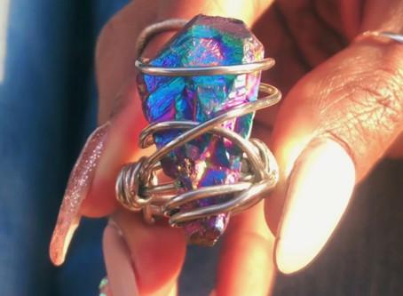 FREE GIVEAWAY - Unicorn Ring