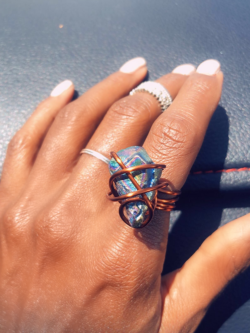 Melanin Unicorn Ring
