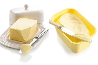 Burro o margarina? Fanno male? Scopriamolo insieme