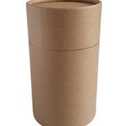 Box aus Kraftpapier