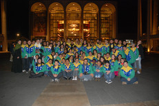 Turnê - Nova York 2011