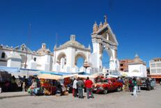 Turnê 2010 -Bolívia