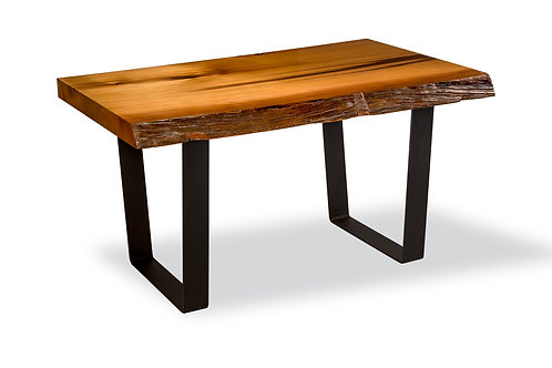 "Cedar Table of the Ancients 58-1/2""L x 37-1/2""W x 31-1/2""H"