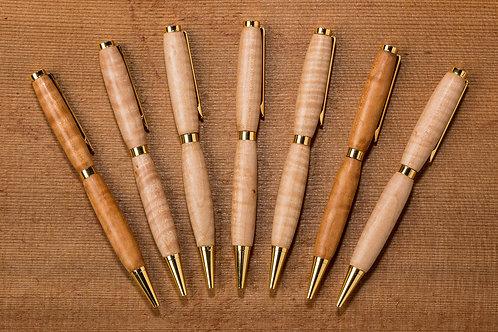 Flame Maple Pen