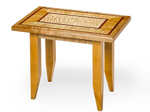 """Rectangle End Table 28-1/2""""L x 16-1/2""""W x 23""""H"""