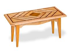 Table_DoubleDogBneBase InlaidDiamondTop__