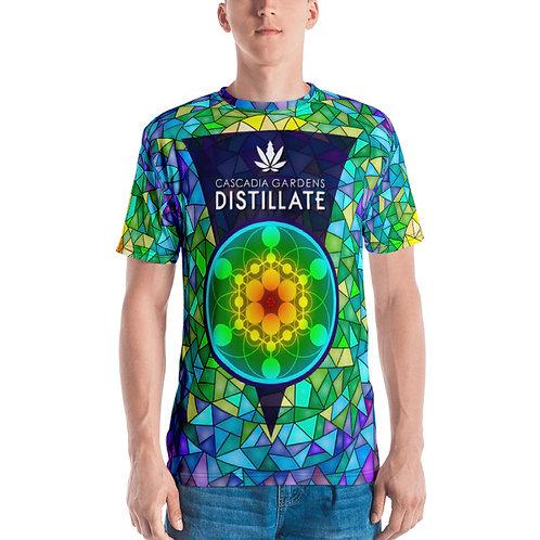 CG DISTILLATE SUBLIMATION T-SHIRT