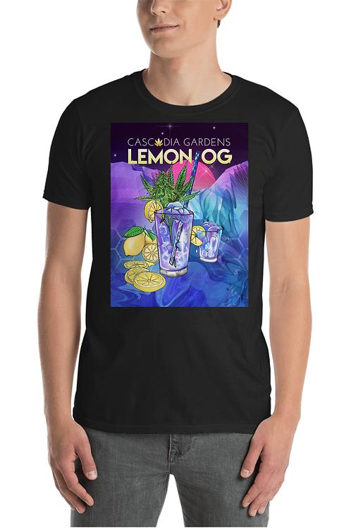 Lemon OG- Cascadia Gardens Strain Shirt