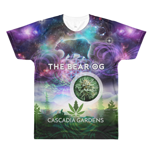 THE BEAR OG Sublimation T-Shirt