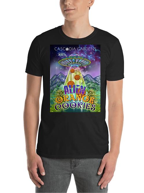 Alien Orange Cookies- Cascadia Gardens Strain Shirt