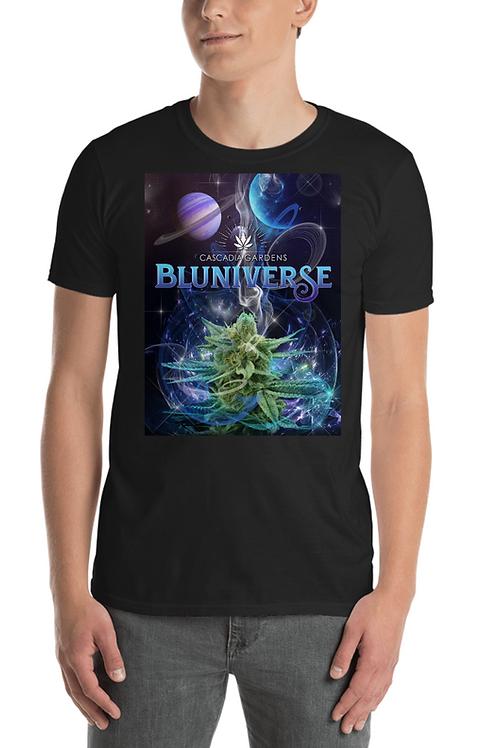 Bluniverse-Cascadia Gardens Strain Shirt