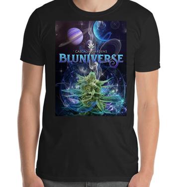 Mens Bluniverse T
