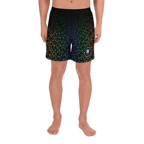 Mens Long Shorts- CGD Linework