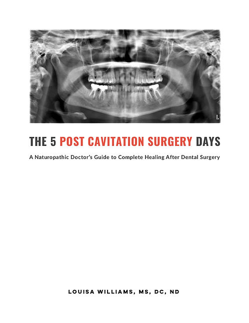 The 5 Post-Cavitation Surgery Days