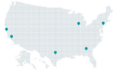 Spetcial customer support locations in the united states