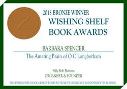 Wishing Shelf Book Awards