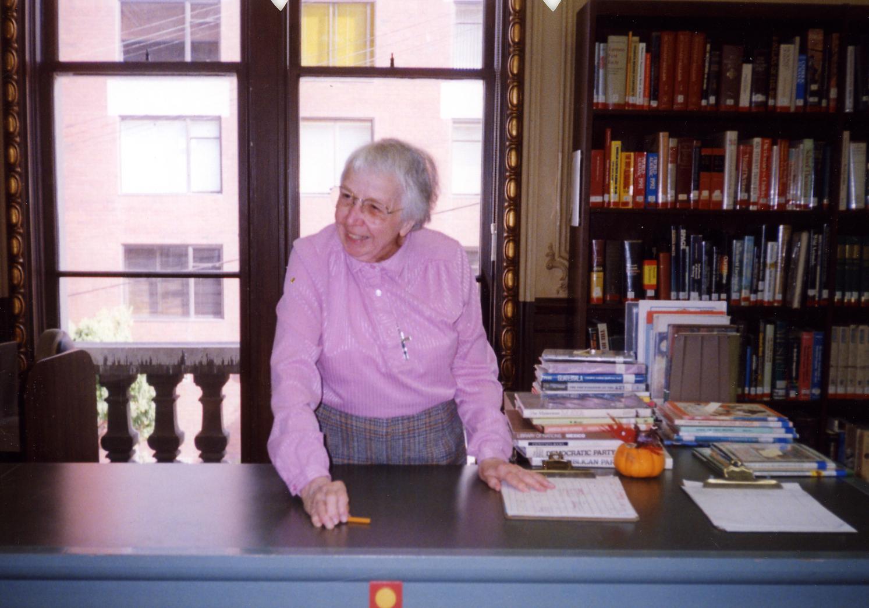 Sr. Ellen Hoffman Scholarship