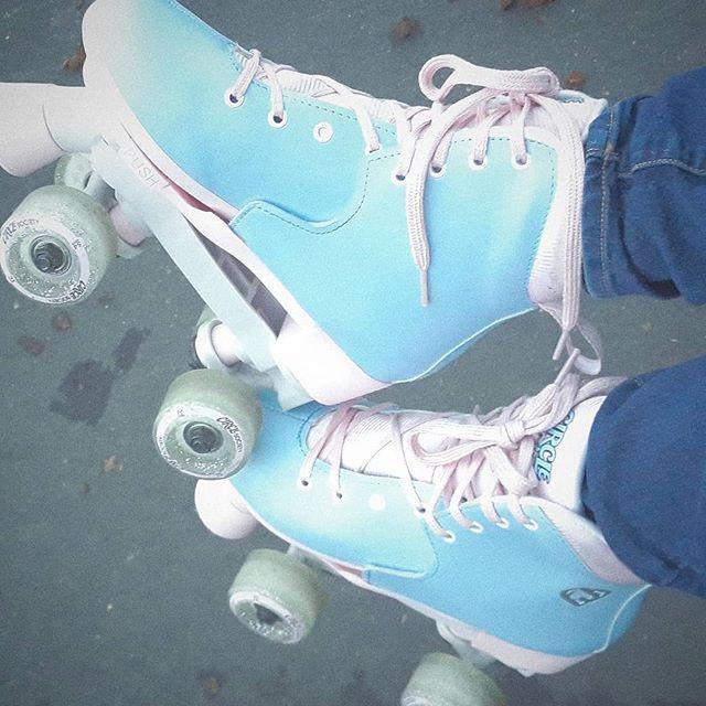 roller skates positive hobbie