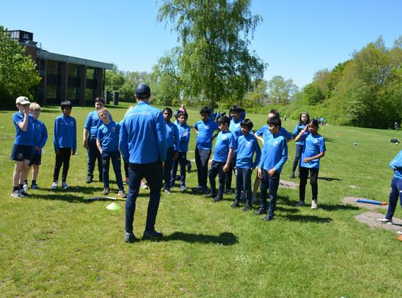 International School Ikast Brande Sports Activity Day May 2021