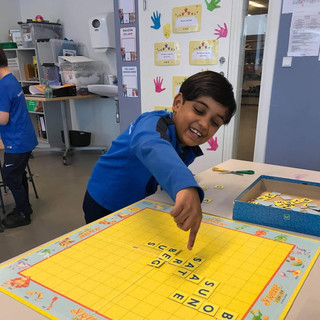 Year 2 spelling game
