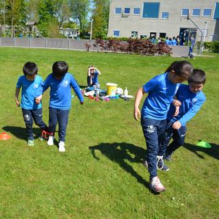 ISIB International School Ikast Brande Sports Activity Day
