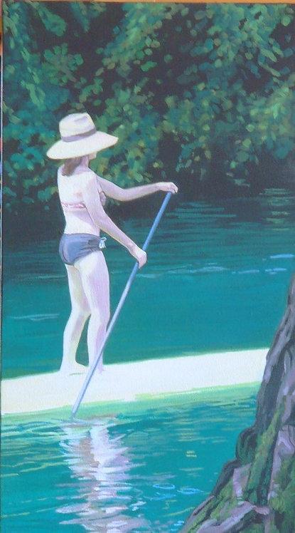 Paddle board (vendu)