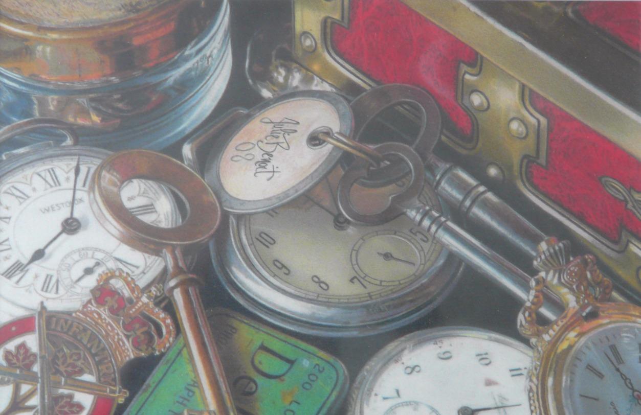 Le secret du temps