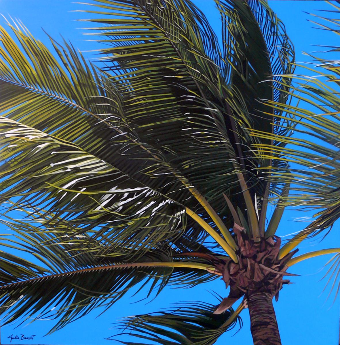Palmier de noces
