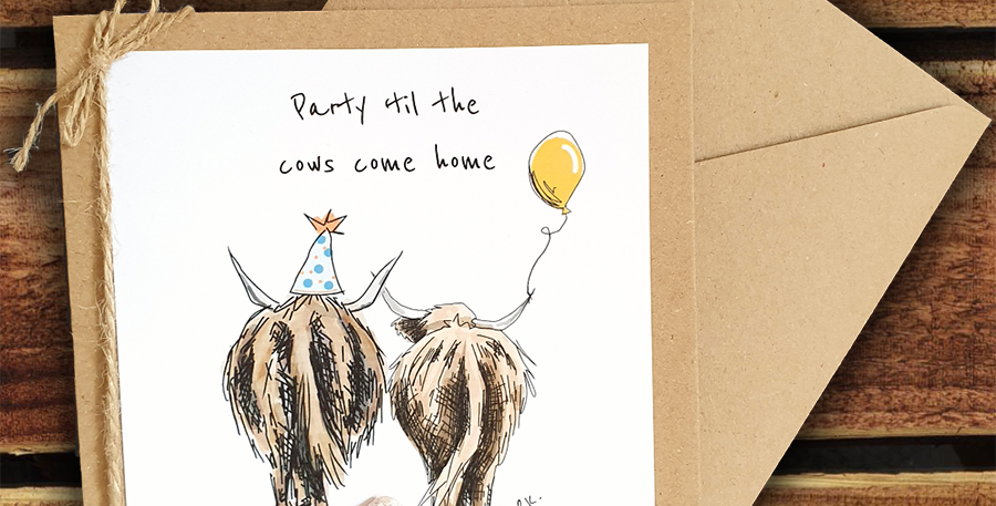 Party Coo Card