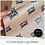 Thumbnail: 10pk - A3  Kraft Brown Logo Sheets