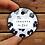 Thumbnail: 10pk Logo Circle Tags - Full Colour - 50mm