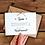 Thumbnail: Wedding Party Proposal Postcard/ Personalised