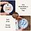 Thumbnail: REPEAT ORDER 10pk Logo Circle Tags/ White or Eco fleck/ 50mm
