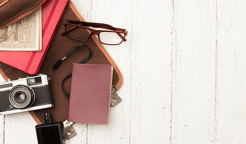 Travel Notebooks & Journals